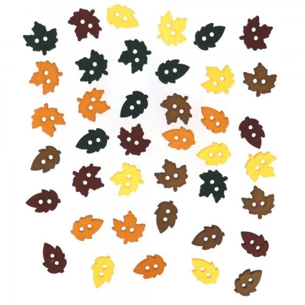 Tiny Raking Leaves