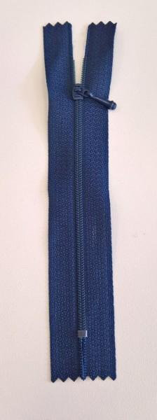 navy 4 inch zipper