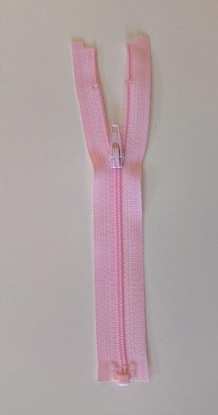 pink 6 inch zipper